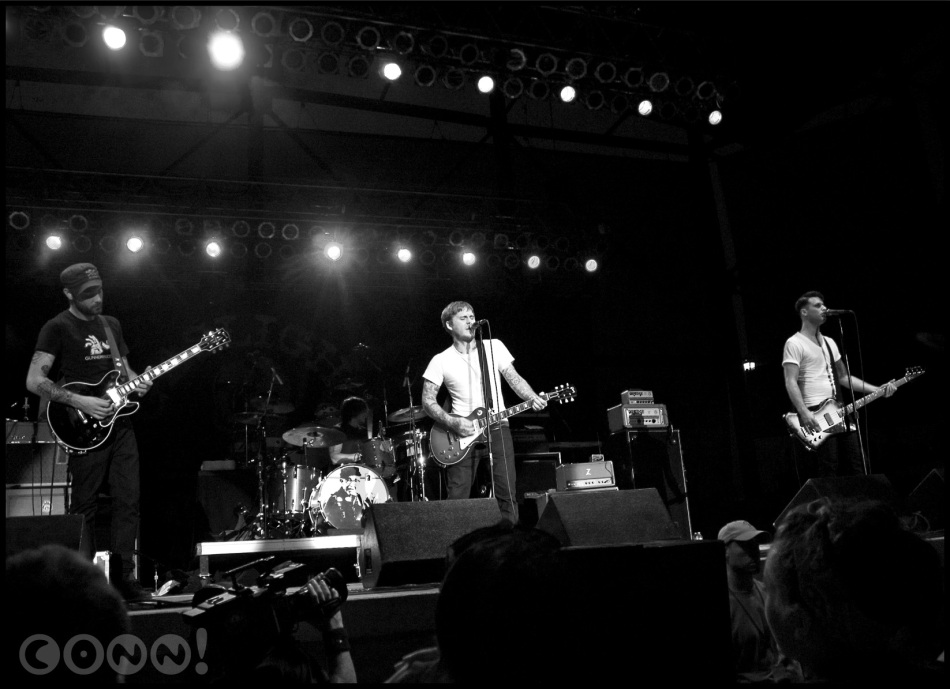 gaslight anthem (C) conn! freestone